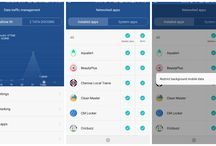 How to Restrict Background Data on Honor 4X