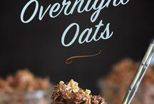 Oatmeal Treats & Sweets!!!