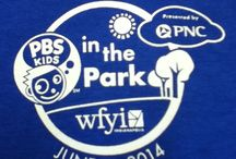 PBS KIDS in the Park / Pictures from anywhere and everywhere at PBS KIDS in the Park. / by wfyi