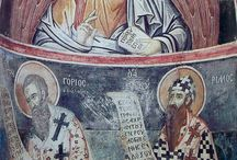 фрески Афон