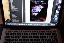 Libri che leggo in formato e-book © / In questa bacheca troverete le foto dei libri che ho sulla mia libreria di Kindle .Photo by © Violeta Dyli