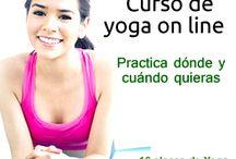 PRACTICA YOGA EN CASA O YOGA ON LINE / Aprende a practicar yoga en casa o en la oficina. Dónde quieras y cuándo quieras, con ayuda de los profesores y cursos de yoga on line de unrespiro.es Realiza relajaciones o meditaciones on line de 5 o 10 minutos mientras esperas o mientras viajas en el metro o en el tren.  Te esperamos en unrespiro.es