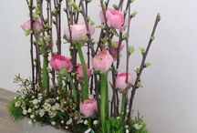 Pretty design flower arrangements