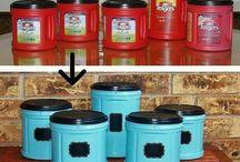 Recycle & Reuse DIY's