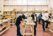 Workshop - Woodshop - Metalshop