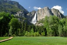 Yosemite National Park / Travel Photos to Inspire Your Yosemite National Vacation Planning! / by AllTrips