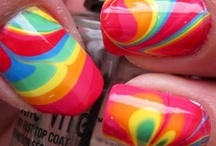 Nail Design / by Erin Ruth Arnold