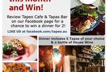 Events and Updates at Tapeo