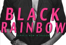 Black Rainbow / Romantic New Adult Fiction out on May 15th!