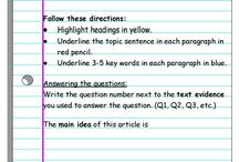 Clasroom: Informational Writing
