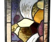 My stained glass / Bespoke leaded stained glass designed and made to commission.