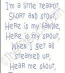 Sayings - Idioms etc