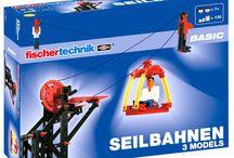 FischerTechnik Costruzioni per imparare