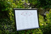 Wedding Seating Chart Ideas / by Seating Chart Boutique