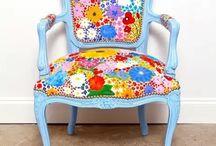 Fab Furniture / by Cynthia Ehrnstein