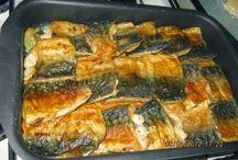 готовим рыбу