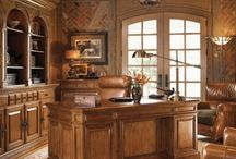 My Writing Spot / writer's need a place to write. these look good to me! #amwriting #writers