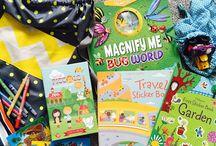 Box For Monkeys - product / Box For Monkeys fun activity packs for kids Kids activities Delivered kids packs Online kids store