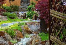 zen záhrady