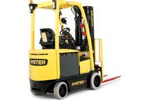 Hyster - 4 Wheel Electric Trucks