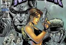 Tomb Raider - Comics