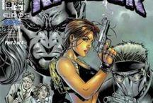 Tomb Raider - Comics