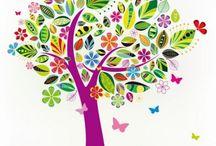 arbol primavera