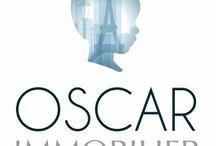 Oscar Immobilier / Transactions et recherches personnalisées d'appartements familiaux et de prestige. Conseils et transactions de placements locatifs