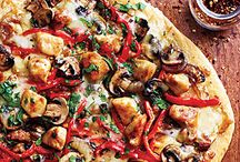 Food: Pizza Perfect / by JEANNiE Z.MiLES