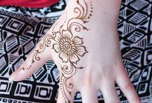 "Tattoos with no ""oohs"" / Henna Art"
