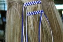 hair / by Anna Eugeneovna