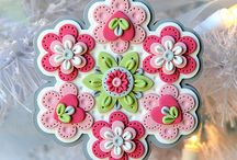 Mándalas de porcelana