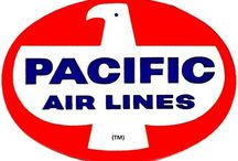 Pacific Air Lines / Pacific Air Lines (1958–1968)