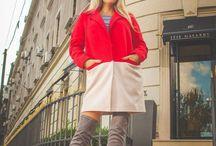комбинированные пальто,идеи для переделок
