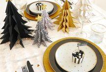 - christmas table -
