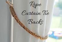 Curtain Tie Backs
