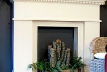 Home: I'd Love a Mantel for my Living Room / by Ann Leete