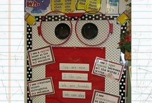 anchor charts-bulletin boards / by laxmom iloveshoes