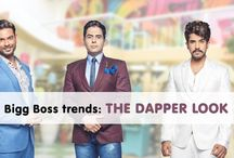 Get the Dapper Look / Love the Dapper look flaunted by the Bigg Boss 9 housemates Keith Sequeira, Aman Verma & Suyyash Rai? Get it here with us on snapdeal.com / by Snapdeal