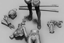 3D - Figure