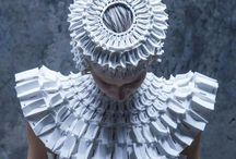 3D (printed) fashion / new clothing wearables