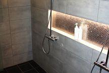 Big bathroom & sauna
