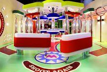Exhibition stands / decor