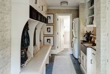 Mud Room, Laundry Room, Utility rooms