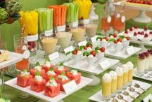 Stuzzichini dolci e salati