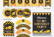 Boy Party Packages