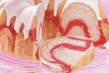 Cake and cupcake recipe's