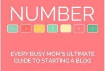 Mom Blogs / Mom and Family Blogs