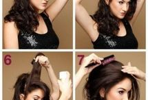 Peinados y maquillajes