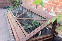 Tortoise summer house